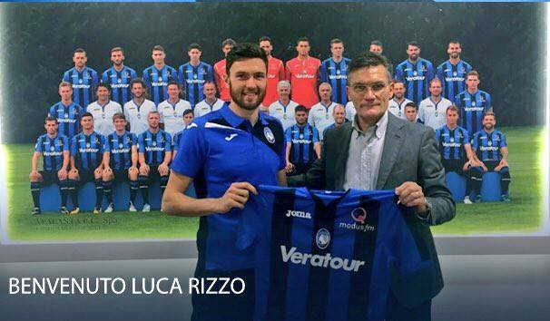 Photo of DONE DEAL: Atalanta sign midfielder Luca Rizzo from Bologna on loan.