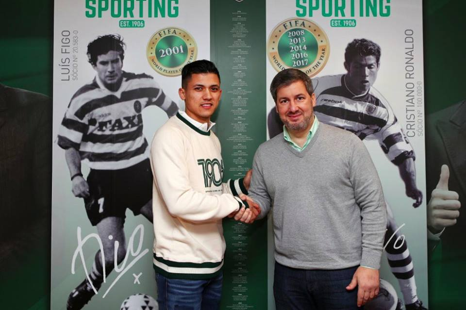 Photo of DONE DEAL: Sporting Lisbon complete the signing of striker Fredy Montero from Whitecaps