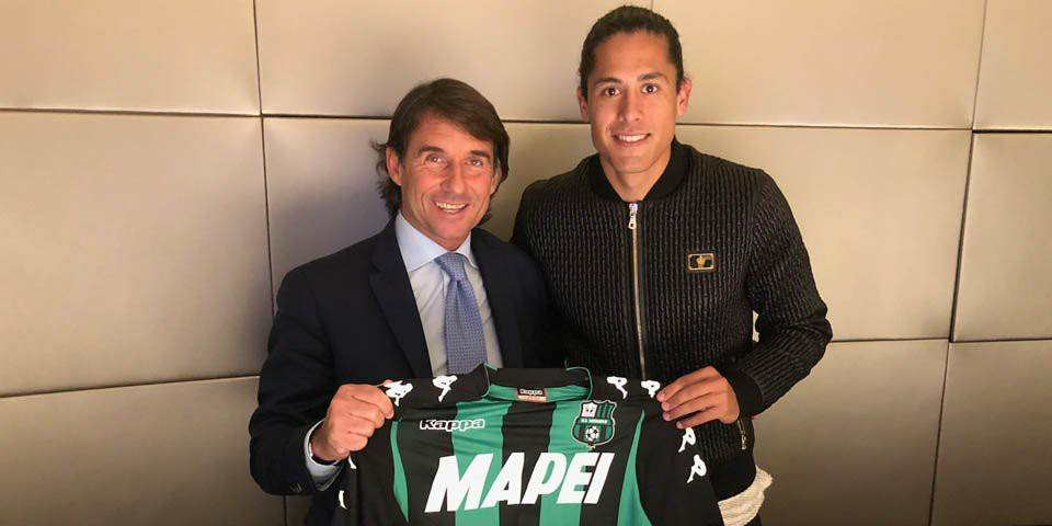 Photo of DONE DEAL: Sassuolo complete the signing of Mauricio Lemos, on loan from Las Palmas