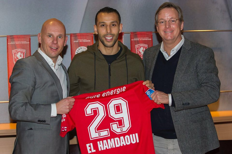 26907775 1905322789495080 9026810882598700644 n - DONE DEAL: FC Twente complete the signing of striker Mounir El Hamdaoui on a short-term deal
