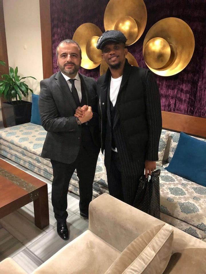 Photo of DONE DEAL: Konyaspor complete the signing of Samuel Etoo following the termination of his contract with Antalyaspor