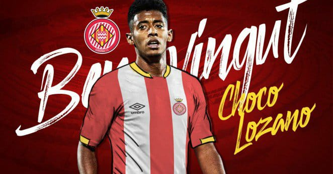 Photo of DONE DEAL: Girona FC announce the signing of Anthony Lonzano from Barcelona
