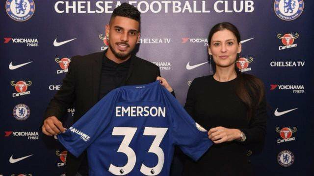 Photo of DONE DEAL: Chelsea complete the signing of Emerson from Roma