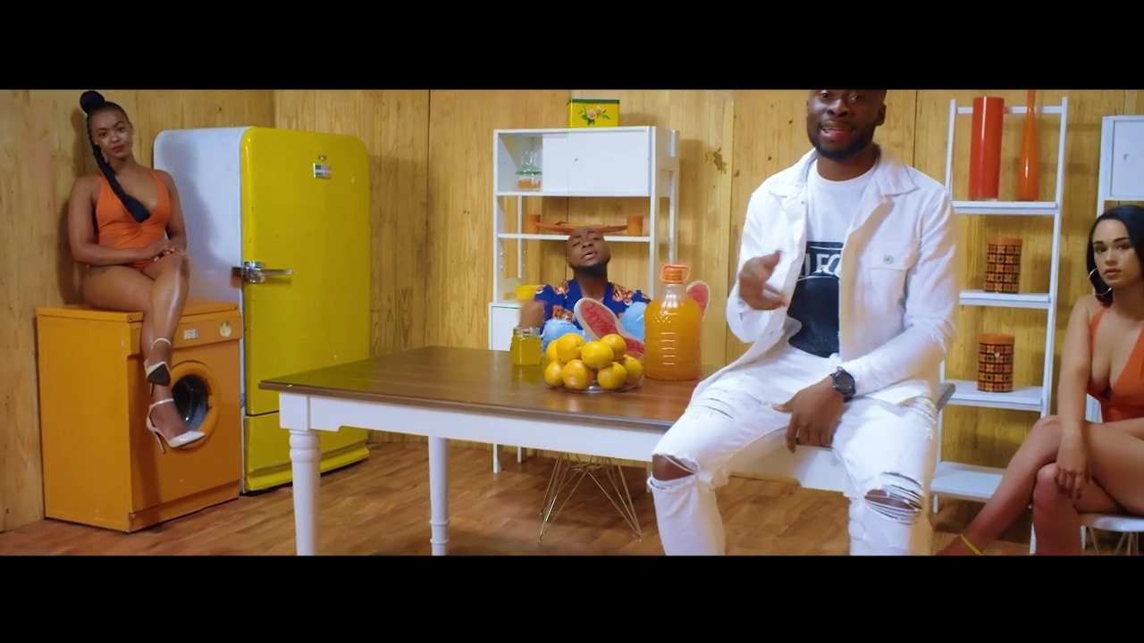 Download VIDEO: DJ ECool – ADA ft. Davido + MP3 Download