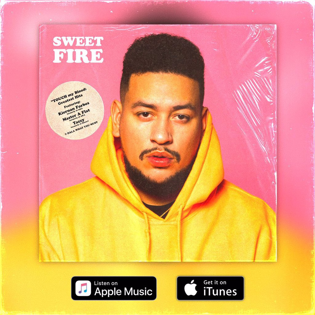 MUSIC: AKA - Sweet Fire