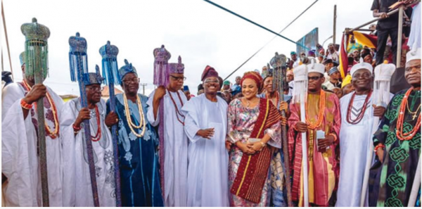 Ajimobi 21 Kings