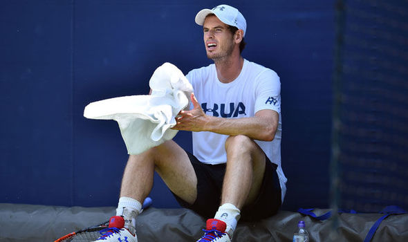 Photo of Andy Murray Withdraws From Brisbane Tournament