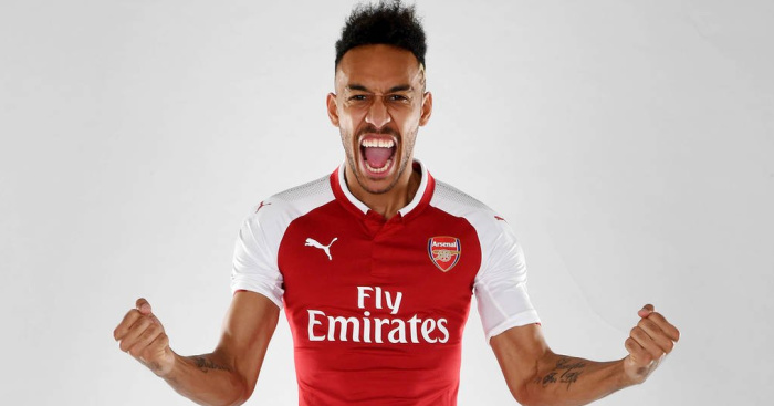 Auba - I Want to Emulate Thierry Henry at Arsenal – Pierre-Emerick Aubameyang