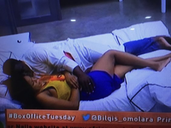 Photo of #BBNaija: Big Brother Summons Bitto to the Diary Room For Touching Princess