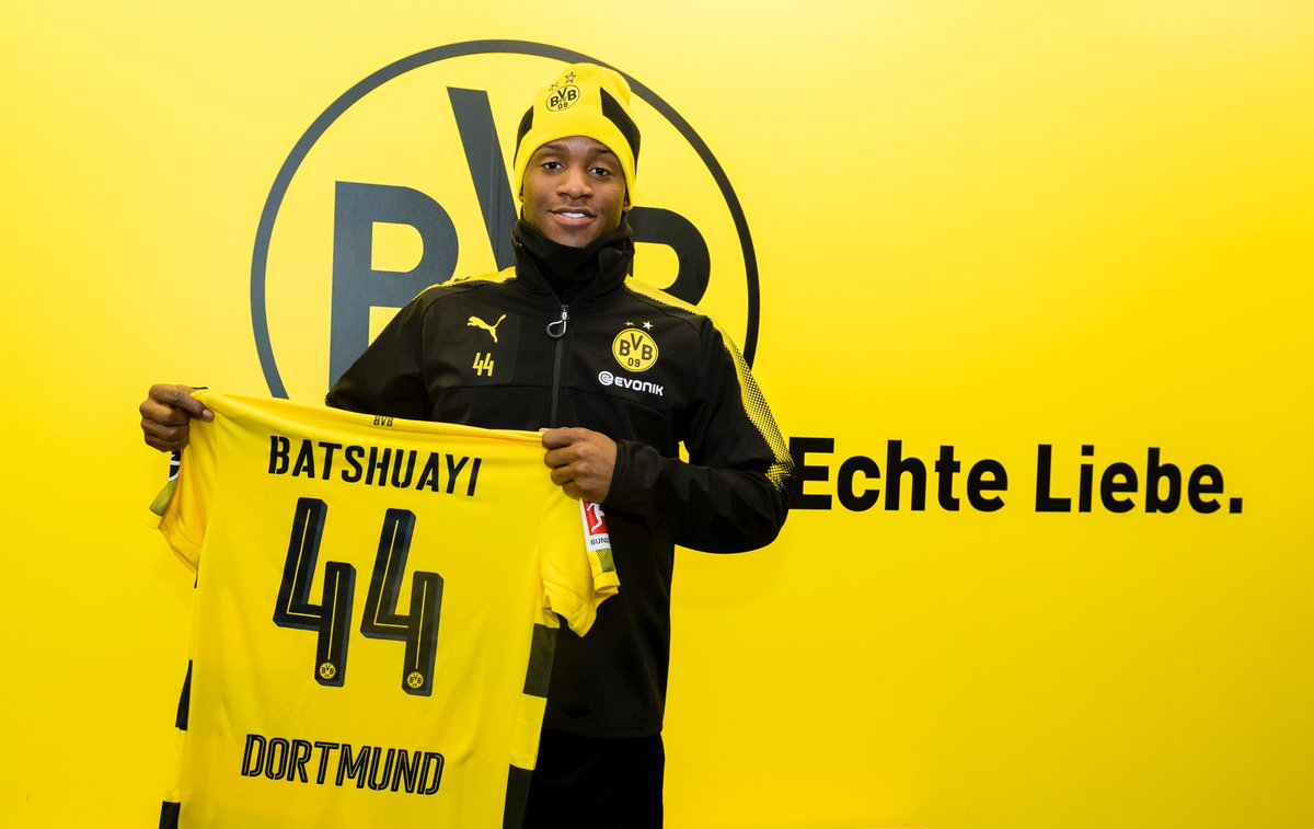 Photo of Batshuayi Complete Loan Move to Borussia Dortmund From Chelsea