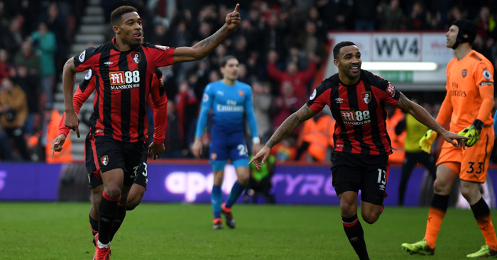 AFC Bournemouth 2-1 Arsenal (Premier League)