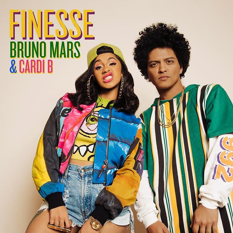 Download Bruno Mars – Finesse Remix ft. Cardi B Download