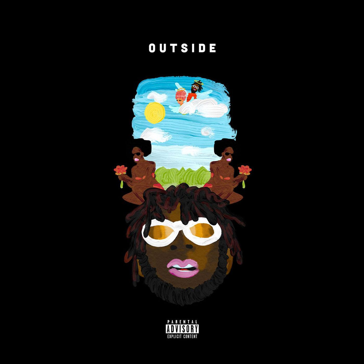 """Burna Boy Outside - Burna Boy Drops Album – """"Outside"""" - STREAM"""