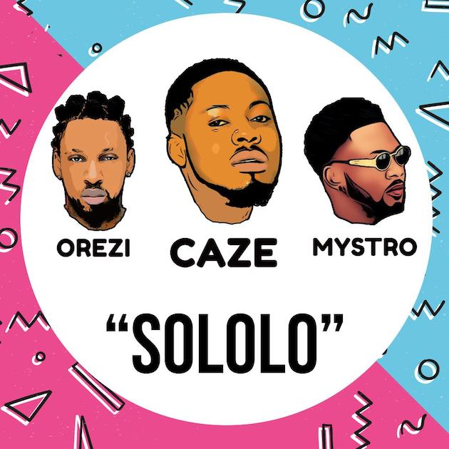 Photo of MUSIC: Caze ft. Orezi – Sololo
