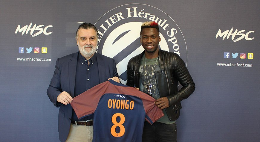 Photo of DONE DEAL : Montpellier sign Ambroise Oyongo from MLS side Montréal Impact