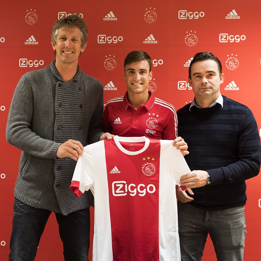 DSy3VF9W4AAhFez - DONE DEAL: Ajax sign Argentine left back Nicolás Tagliafico