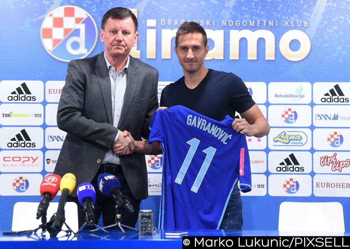 Photo of DONE DEAL: Dinamo Zagreb sign Mario Gavranović  from HNK Rijeka.