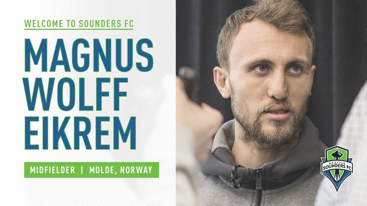 Photo of DONE DEAL: Seattle Sounders complete the signing of Magnus Wolff Eikrem from Malmo