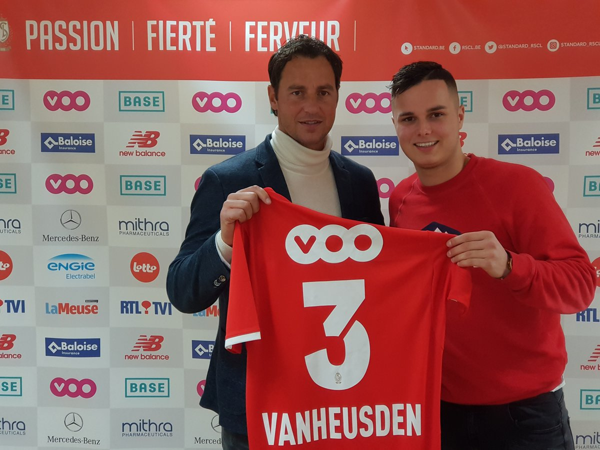 Photo of DONE DEAL: Standard Liège complete the signing of Inter Milan defender Zinho Vanheusden on loan