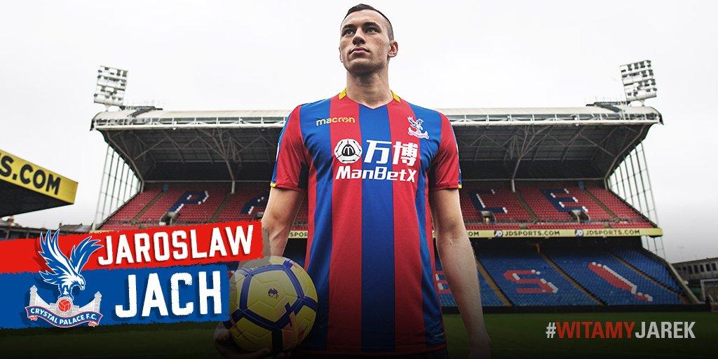 DUPZdv1XkAAVvD6 - DONE DEAL: Crystal Palace complete the signing of Jarosław Jach from Zagłębie Lubin
