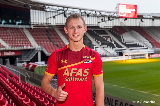 Photo of DONE DEAL: AZ Alkmaar sign Czech striker, Ondrej Mihálik from FK Jablonec