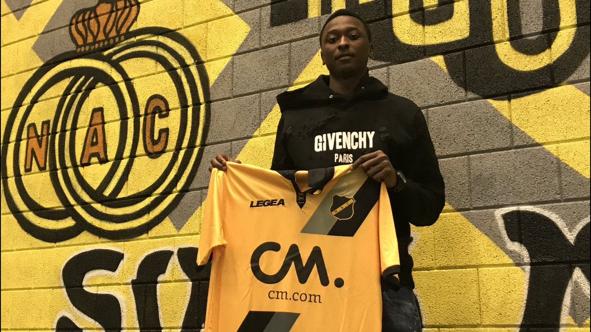 Photo of DONE DEAL: NAC Breda announce the signing of Nigeria striker Umar Sadiq on loan from AS Roma.