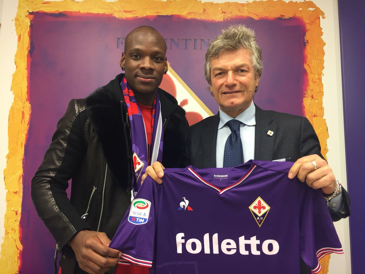 Photo of DONE DEAL: Fiorentina complete the signing of Saint Etienne midfielder Bryan Dabo