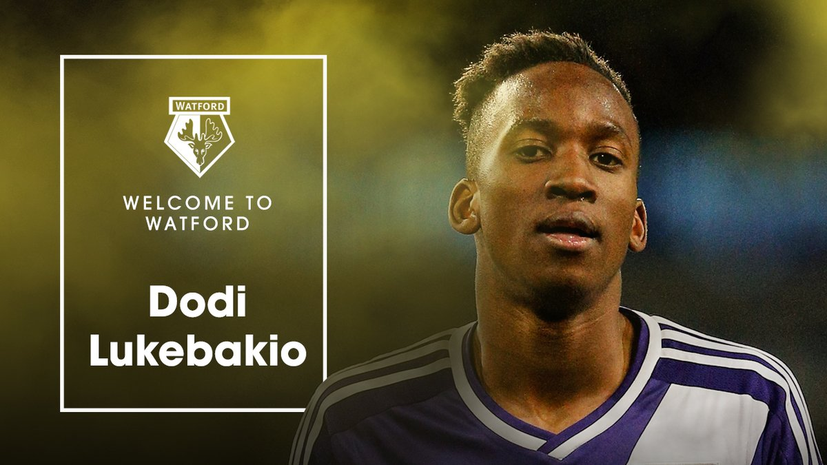 Photo of DONE DEAL: Watford announce the signing of Dodi Lukebakio from Charleroi