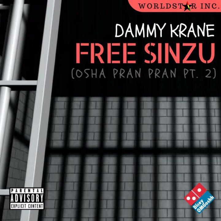 Download Dammy Krane – Free Sinzu - MP3 Download