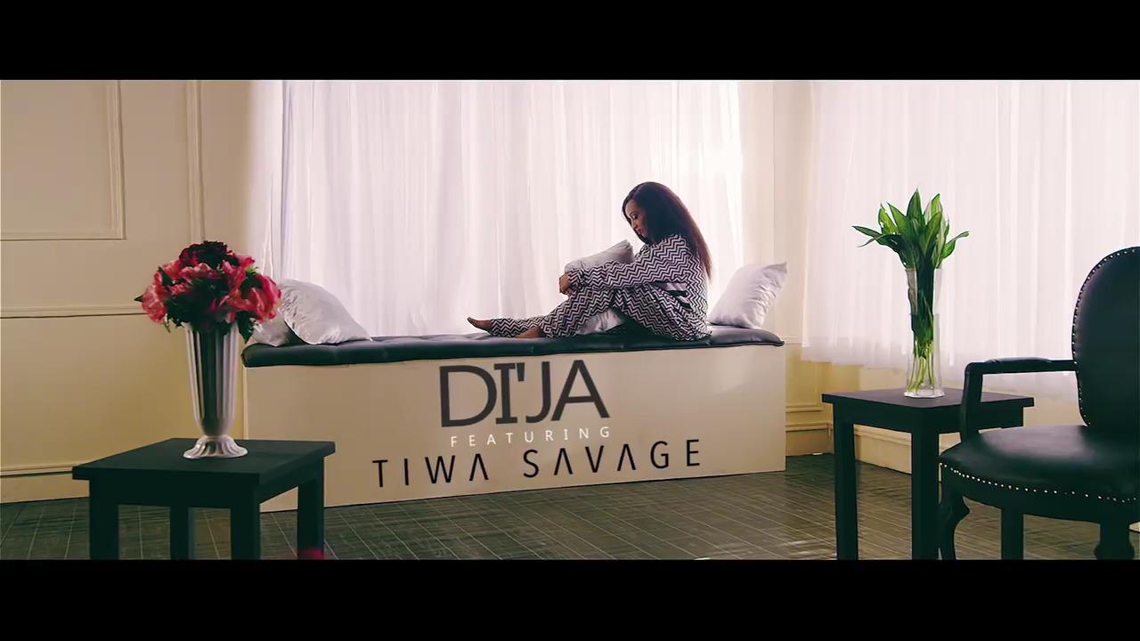 DiJa Tiwa Savage The Way You Are Video - VIDEO: Di'Ja ft. Tiwa Savage - The Way You Are (Gbadun You)