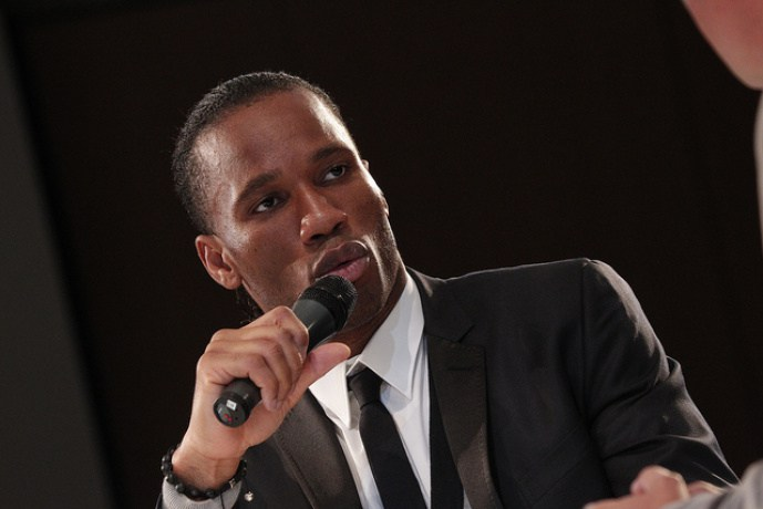 Photo of Drogba Opens School In Ivory Coast