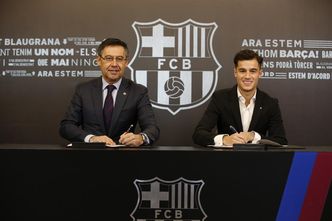 Photo of Coutinho Completes £146m Barcelona Move