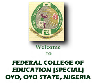 Photo of Federal College of Education (Special) Oyo 2017/2018 Degree School Fees Schedule