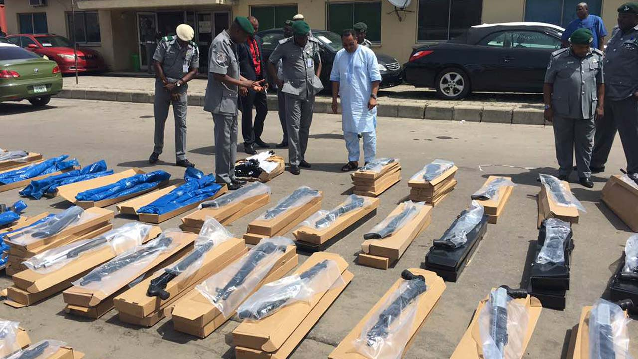 Photo of How Businessman Smuggled Illegal Firearms for Six Years – DSS