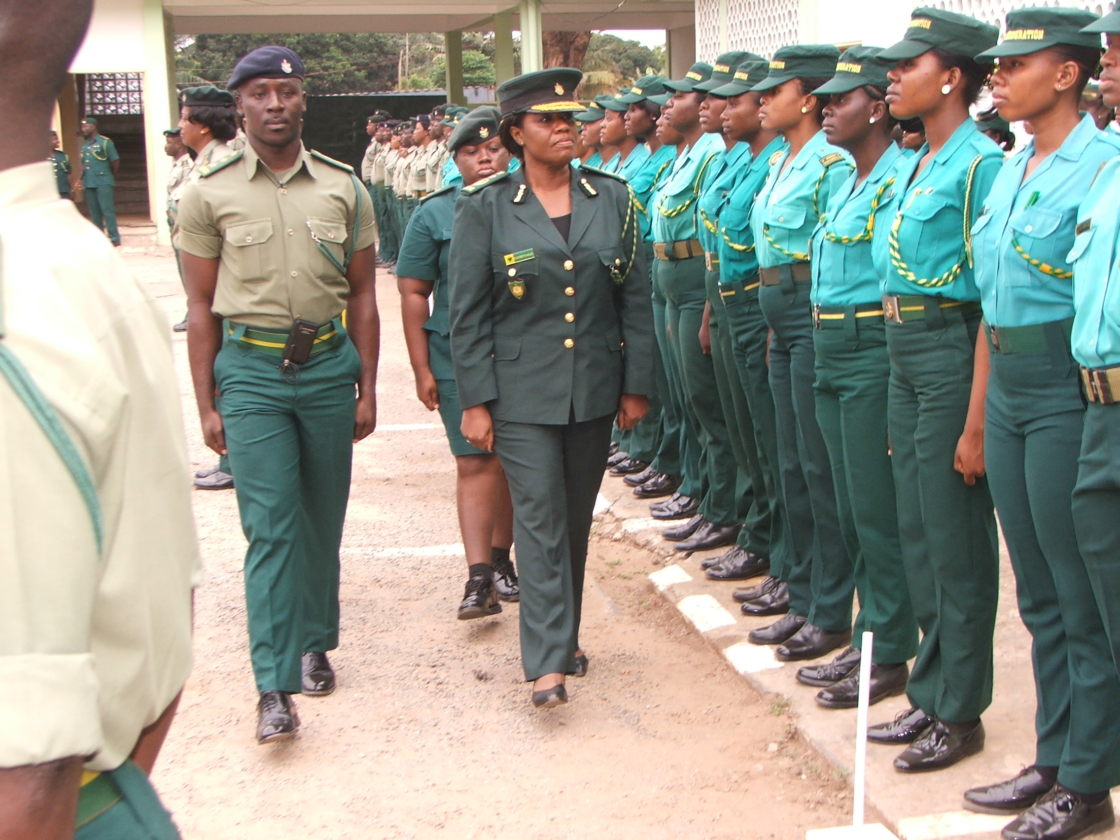 Photo of Ghana Immigration Disqualify Recruits Over Bleached Skin, Stretch Marks