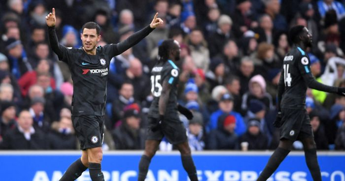 GettyImages.907514416 - VIDEO: Brighton & Hove Albion 0-4 Chelsea (Premier League) Highlights