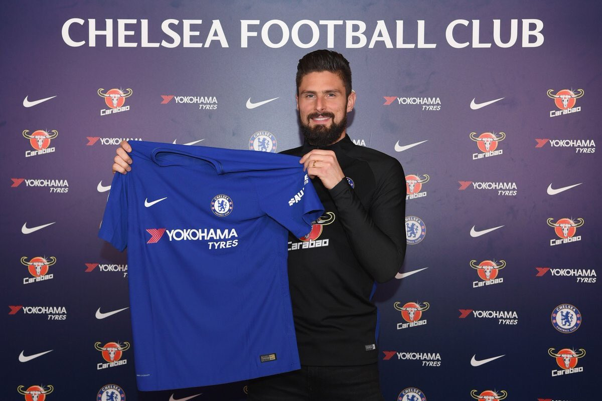 Photo of OFFICIAL! Chelsea Complete Signing of Giroud from Arsenal