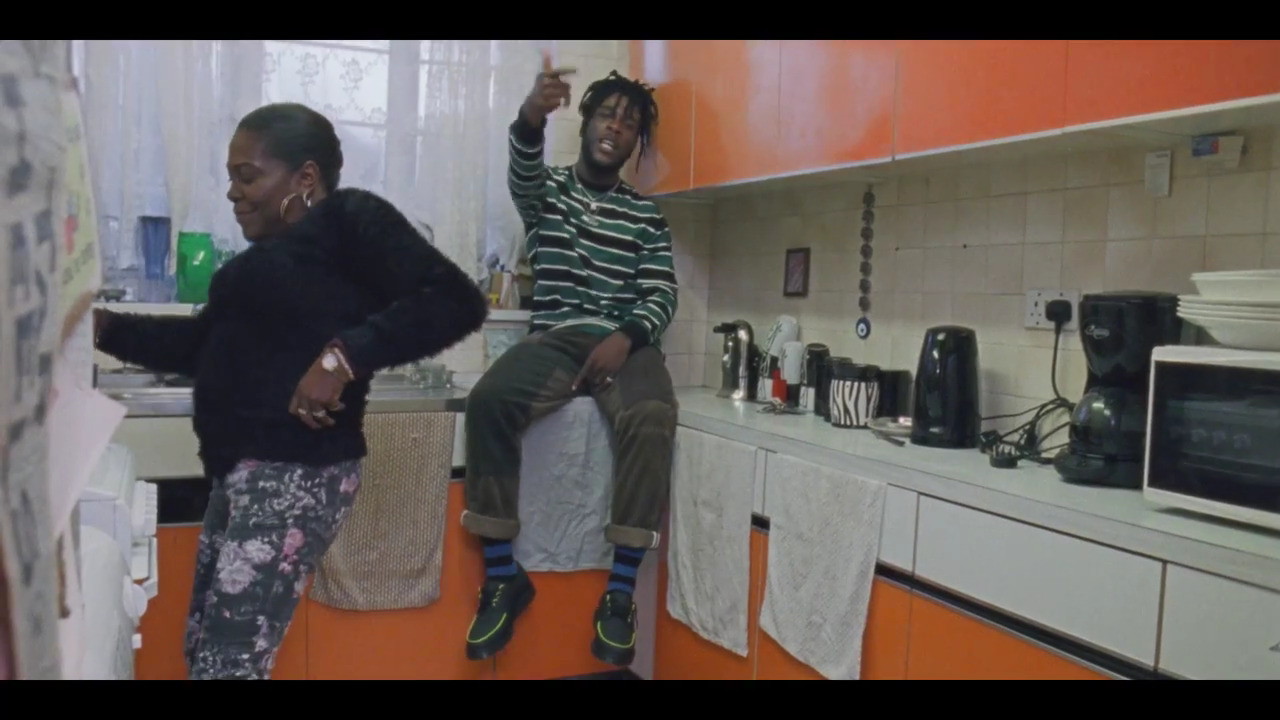 Photo of VIDEO: Burna Boy ft. Lily Allen – Heaven's Gate
