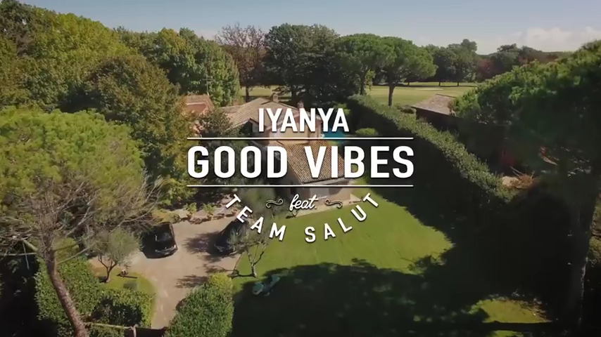 Download Video Iyanya – Good Vibes ft. Team Salut Video Download