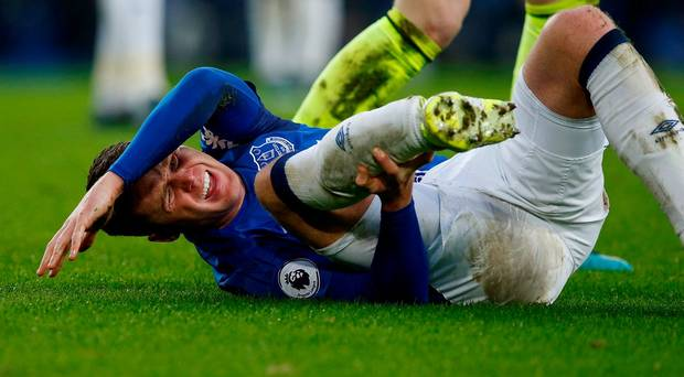 James McCarthy - Everton's James McCarthy Suffers Double Leg Fracture Against West Brom