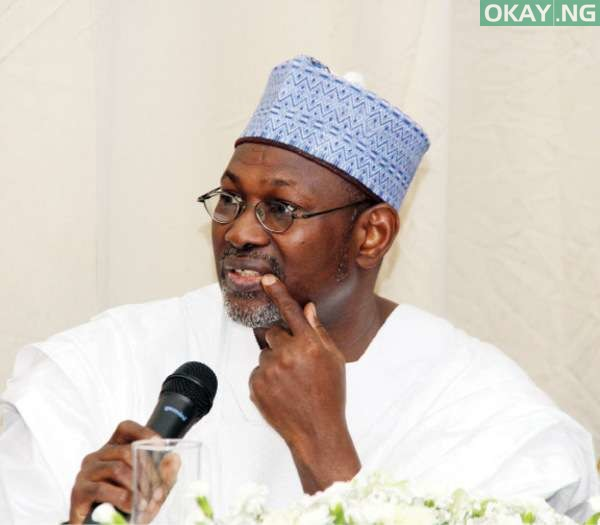 Photo of Jega joins PRP ahead of 2023 general elections