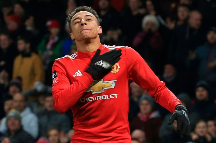 Photo of Mourinho Praises Lingard After Manchester United Win Over Derby