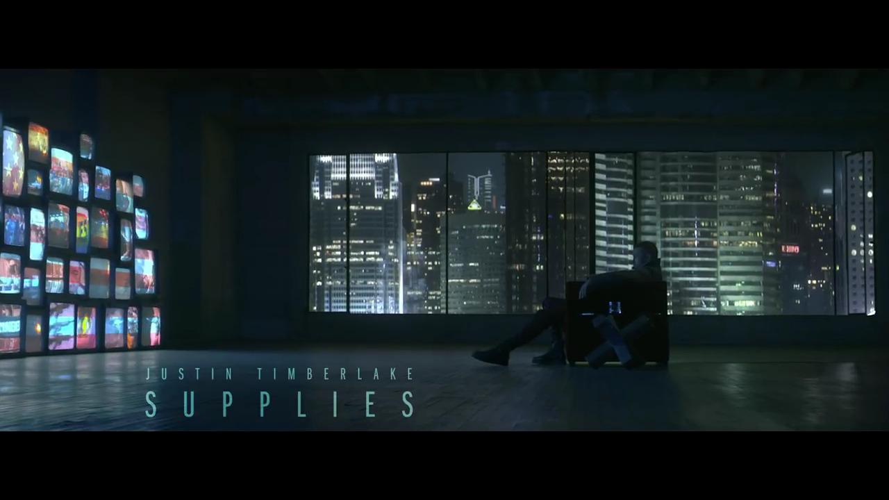 Justin Timberlake Supplies Video - New Song: Justin Timberlake - Supplies