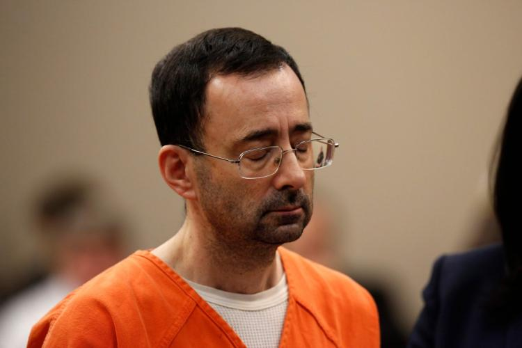 Photo of Former US Gymnastics Doctor Sentenced to 175 Years In Jail