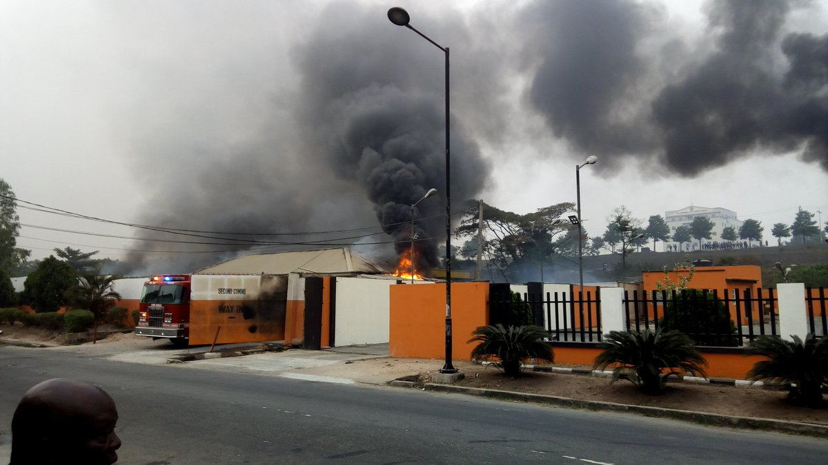 Photo of BREAKING! Many Feared Dead As Fire Guts Magodo Gas Plant – PHOTOS