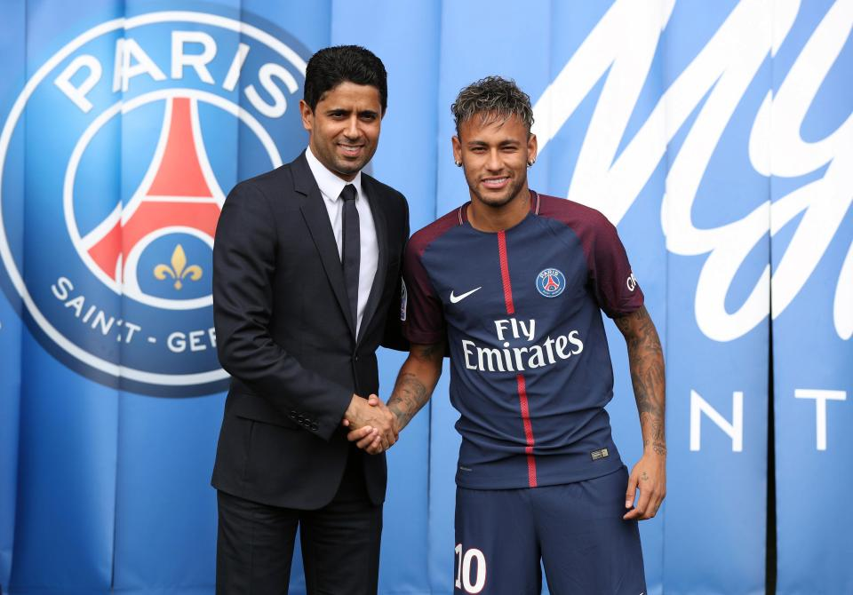 Neymar PSG Owner - Neymar to Real Madrid Transfer Talk Could Destabilise PSG - Nasser Al-Khelaifi