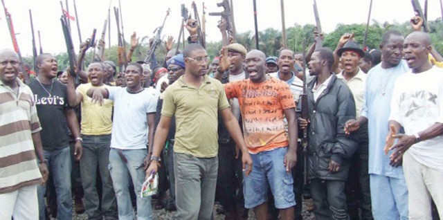 Niger Delta Youths 1 - Niger Delta Youths Demand For Oil and Gas Colony