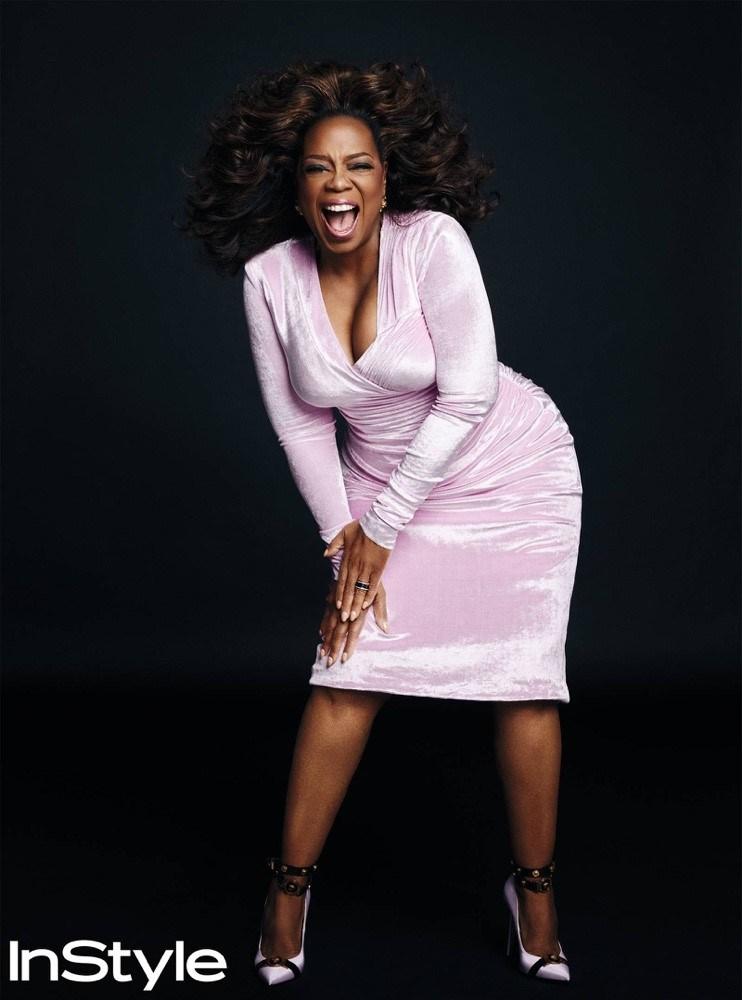 Oprah Winfrey 2 - Oprah Winfrey Covers March 2018 Issue Of Instyle Magazine - SEE PHOTOS
