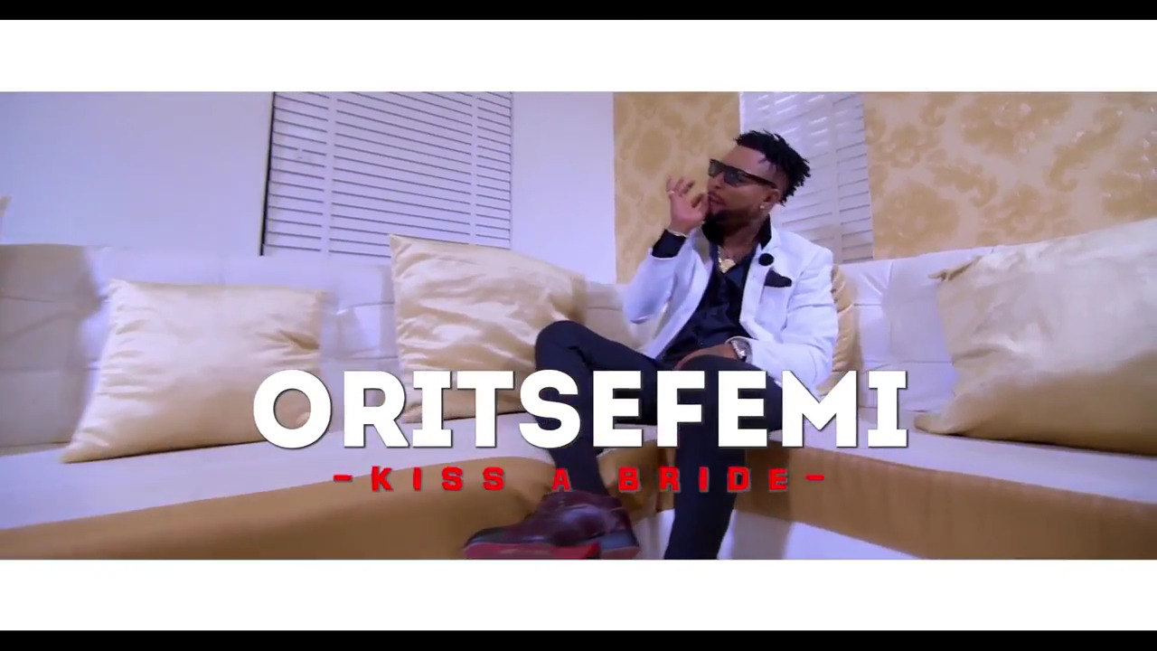 Download VIDEO Oritsefemi - Kiss A Bride Video Download