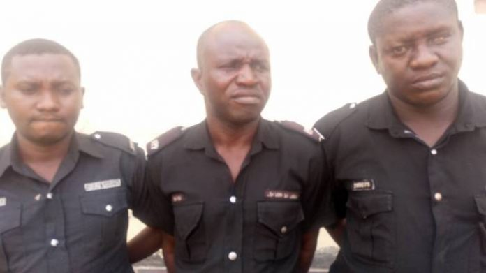 Three Dismised Police Officers